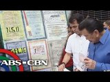 Fake documents seized in Manila raid