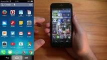 Goophone i6 - Android Stock et Démontage - Retour sur l'iPhone 6 en carton !