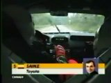 carlos sainz   toyota corolla   rally de finlandia 1998   tramo completo