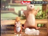 Auchan reklám- A hőség ellen (vágatlan verzió) + egy kis ráadás :)