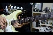 Fender Custom Shop 1961 Stratocaster Relic -oldman guitar