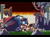 Omega fights comaparation (Rockman Zero & Rockman ZX)