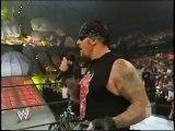 WWE SmackDown- The Undertaker & Kurt Angle segment
