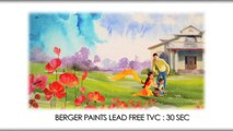 Berger Paints TVC Lead Free