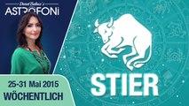 Monatliches Horoskop zum Sternzeichen Stier (25-31 Mai 2015)