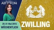 Monatliches Horoskop zum Sternzeichen Zwilling (25-31 Mai 2015)
