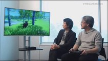 The Legend of Zelda Wii U Gameplay Demo World Premiere 2015  Game Awards