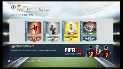 PACK OPENNING - FIFA 15 !