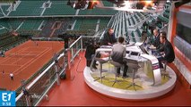 Roland Garros : des fans et des moins fans...