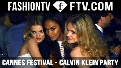 Cannes Film Festival 2015 - Calvin Klein & IFP Celebrate Women in Cinema | FashionTV