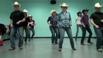 Virginie country line dance - WILD COUNTRY