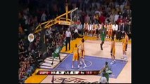 Ray Allen Game Winners and Clutch Shots Mix