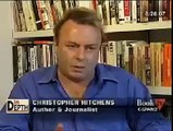 Christopher Hitchens • Giving a tour of his house in Washington, D.C. (2007)