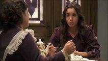 Aurora le cuenta a Candela lo que le dijo Conrado de que no era hombre para ella