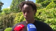 Tennis - Roland-Garros (H) : Monfils «Je ne connais pas le tableau... Il ne faut pas me le dire»