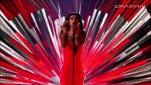 Aminata Love Injected (Latvia) - LIVE at Eurovision 2015 Grand Final