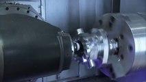 Les plus puissantes machines de fraisage metal au monde