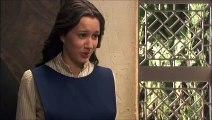 Aurora va al convento a ver a Maria y le cuenta como se siente al ver a Conrado