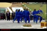 parade militaire algerie 2012  Académie militaire interarmes de Cherchell
