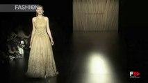 PATRICIA AVENDAÑO Barcelona Bridal Week 2015 by Fashion Channel