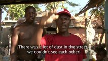 Exclusive: Rubble Clearing and Shelters in Jacmel, Haiti
