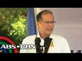 President PNoy attends the Philippine Navy's 116th anniversary