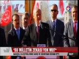 DEVLET BAHÇELİ DEMİR DÖVDÜ, YUMURTA TOKUŞTURDU - Milliyetçi Hareket Partisi MHP