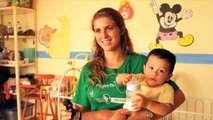 Care Volunteer project with Children in Mexico with Projects Abroad