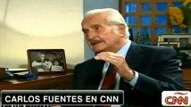 Lo que dice Carlos Fuentes de Peña Nieto