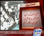 Intensive Fight Between Parliamentarians & Opposition Members