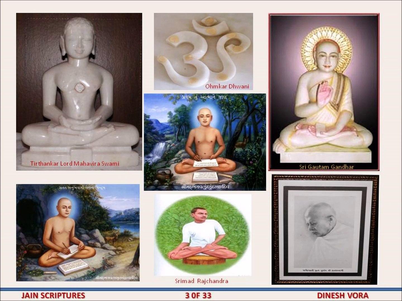 Jain Religion Scriptures - Dinesh Vora