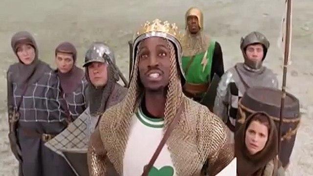 Monty Python parody with Usain Bolt, Jabbawockeez & Derek Jeter !