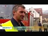 Hochwasser in Odenbach/Glan // Odenbach im Fernsehen SWR/RTL/n-tv  HQ 7.01.2011 Teil 1