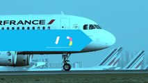 Air France Flight From Paris Escorted to JFK by US Jets After Threat