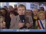 Présidentielle 2007 et Europe