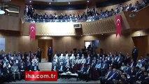 Erdoğan: 'Sen kimsin haddini bil'