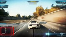 NFS Most Wanted 2012: Fully Modded Pro Tesla Roadster Sport   Most Wanted List #1 Koenigsegg Agera R