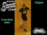 Learn Freestyle Footbag: Clipper Stall - Hacky Sack Trick