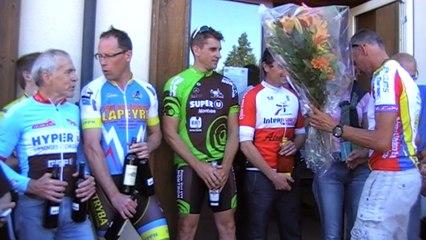Course cycliste Ufolep 24 mai 2015 à Saint-Martin le Pin