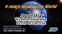 ► AUSTRALIA │ Around the world Trip │Western Australia HD