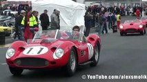 Ferrari 250 Testa Rossa + Ferrari 250 GTO & more ( Le Mans Classic 2014 )