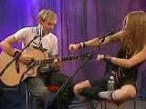Avril Lavigne-skater boy live