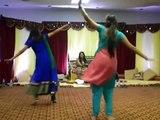 Indian Wedding Bride Side Girls Best Dance