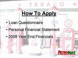 Gas Station Financing - How To Pre Qualify For Gas Station Loans