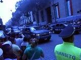 DESFILE DE LA POLICIA FEDERAL EN EL ZOCALO 16 SEPTIEMBRE DE 2012  POLICIA FEDERAL DESFILE MILITAR