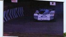 Porsche 962 Crash at Goodwood Festival of Speed 2013 (HD)