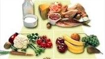 Propiedades nutricionales de los alimentos