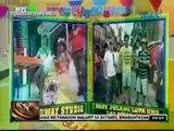 Ryzza Mae Dizon, Bibang-Biba Pa Rin Habang Nagco-Commute Papuntang Eat Bulaga