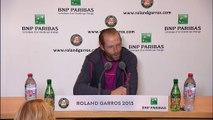 """Roland-Garros - Robert : """"Je n'étais plus la dans le 5e"""""""