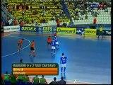 Futsal - Brasil 5 x 2 Holanda - 3ª rodada Grand Prix Futsal 2011